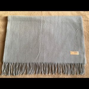 French Cashmere Scarf - super large and comfy